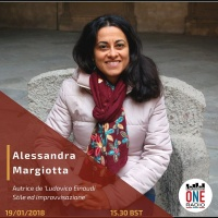 Alessandra Margiotta - Autrice de Ludovico Einaudi , Stile ed Improvvisazione' e poi musica musica da ballare