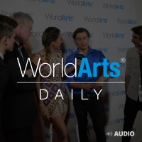 WorldArts Music Presents The Clouds Below performing 'Drippin Like Water' on the WorldArts Stage