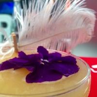 Il cocktail fatto e chiamato LONDONONE!! fatto da RITORNO e poi ancora prodotti  dell'Italia