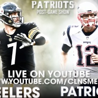 [POSTGAME] New England Patriots @ Pittsburgh Steelers | NFL Week 15 | Powered by CLNS Media
