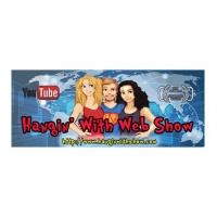 Garrett Pomichter, Deanna Marie, Sage Ia with Hangin with Web Show