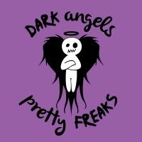 Dark Angels & Pretty Freaks #166 _Bird Attack_