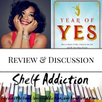 Ep 18: Year of Yes, by Shonda Rhimes | Book Review & Discussion
