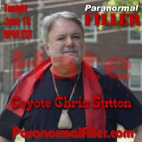 Topic: Hate! with guest Coyote Chris Sutton on Filler