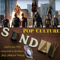 Ep 154: The DC Crossover Event Hits The Mark! | Pop Culture Sunday