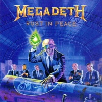 Megadeth - Rust In Peace #18 Album Of All-Time