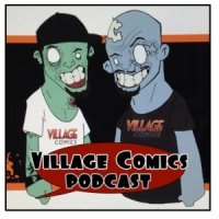 Village Comics Live Cast 2/4/14