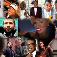 """Falling into """"A Smooth Jazz Mix"""" Aziza Miller"""