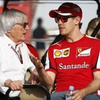 Vettel Should Replace Ecclestone As F1's CEO