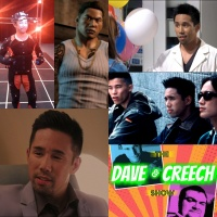 """The Dave and Creech Show #60 """"Martial Arts Interpreters""""/Parry Shen"""