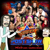 SUMMERSLAM POST PPV SHOW (Wrestling Soup 8/20/17)