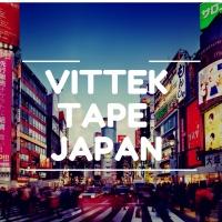 Vittek Tape Japan  9-1-17