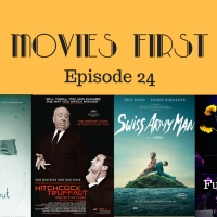 Movies First with Alex First & Chris Coleman Episode 24 - Lights Out