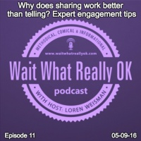 Why does sharing work better than telling? Expert engagement tips
