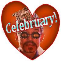"""Doctor I. M. Paranoid """"Celebruary 2016!"""""""