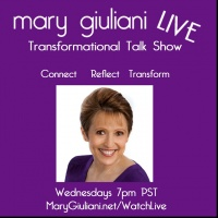 Mary Giuliani LIVE Episode 12, 4-12-17 Mary Giuliani, From Powerless To Owning Her Power