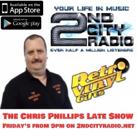 Friday Night Live with Chris Phillips