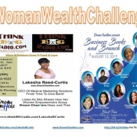 CEO Lakesha Reed-Curtis Finds Time To Give Back & Empower Through  DreamChasHers