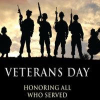 Verterns Day Salute