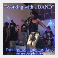 You Can't Sing - Working with a Band
