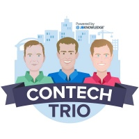 ConTechTrio 17 @Tracy_Young, CEO of @PlanGrid & #Construction Tech News
