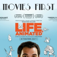 Life, Animated - A documentary - Movies First with Alex First & Chris Coleman Episode 50