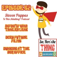 Episode 62: Steven Pappas of Is This Adulting?