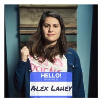 Interview with ALEX LAHEY