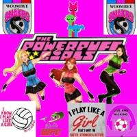 POWER PUFF GIRLS ( Talking Ladies' Football at Woombye Snakes  F.C. )