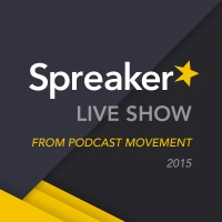 SLSPM12: Jared Easley, Co-Founder, Podcast Movement 2015
