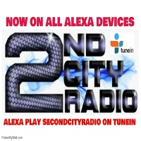 Wednesday on 2ndcityradio.net with Leah Sophie Tony and Mandy P