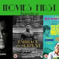 Movies First with Alex First & Chris Coleman  Episode 25 - Jason Bourne!