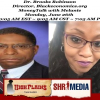 """Dr. Brooks Robinson, Director of Blackeconomics.org talks """"Donald Trump's New Deal for Black America - How is He Doing?"""