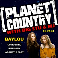 #163 - Baylou LIVE in the studio