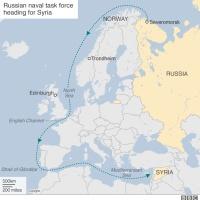 Cold War Radio - CWR#390 UK Warships Shadowing Russian Naval Task Force