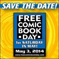 Free Comic Book Day with Joe Field