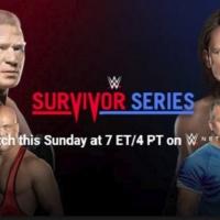 Survivor Series 2017 Prev - Houston