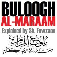 Buloogh al-Maraam: Manners