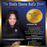 The Sheila Thorne Radio Show 6/09/17 *Special Guest Actor Obba Babatunde*