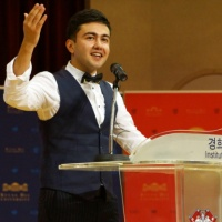 Season 1: Episode 4 - Interview with the winner of the 20th international foreigners' Korean speech competition