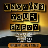 KNOWING YOUR ENEMY:MAKING YOUR STAND