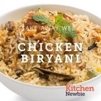 Chicken Biryini