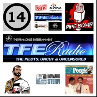 """TFE - Radio: The Pilots Episode #14: """"Pipe Bomb"""" - Thursday January 30Th 2014. - 10 Minute Clip"""