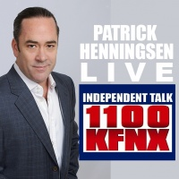 EP 16: Patrick Henningsen LIVE with guest Robert Parry