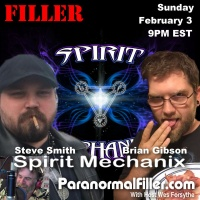 Spirit Mechanix On Paranormal Filler