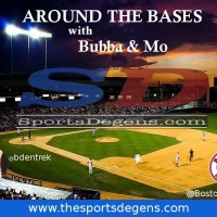 Around the Bases with Bubba & Mo EP50 - Alex Hall of Athletics Nation