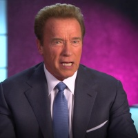 Interview with Arnold Schwarzenegger, Vince Neil and Melissa Santos