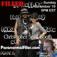 Christopher Saint Booth On Paranormal Filler