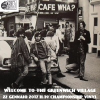 533 championship vinyl 26 - welcome to the greenwich village