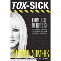 Suzanne Somers Tox Sick From Toxic To Not Sick